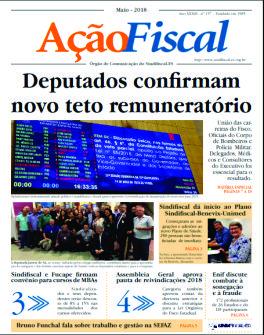 AF 157 - Maio 2018