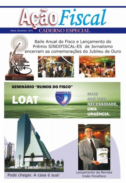 Nov 2010 - Encarte